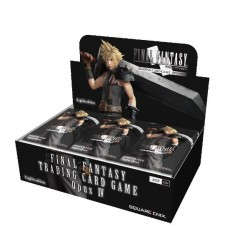 Final Fantasy TCG - Booster Display Opus 4