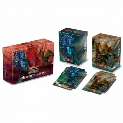Ultra Pro - Merfolk vs. Goblins Duel Deck Box