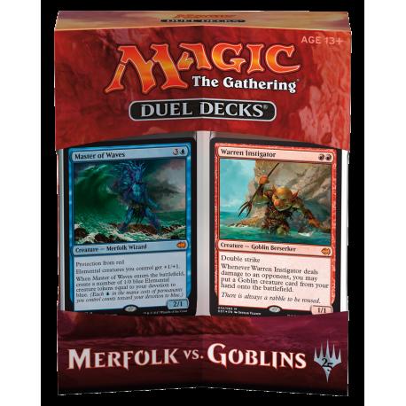 Duel Deck: Merfolk vs. Goblins