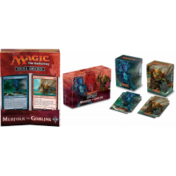 Duel Decks: Merfolk vs. Goblins Bundle