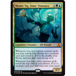 Momir Vig, Simic Visionary - Foil