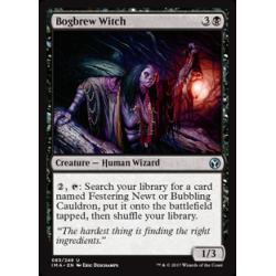 Bogbrew Witch - Foil
