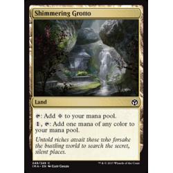 Shimmering Grotto - Foil