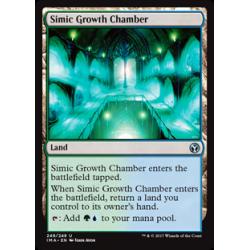 Chambre de croissance des Simic - Foil