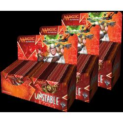Box di Buste Unstable Lot (3x Booster Box)