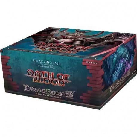 Dragoborne - Booster Box Vol. 2 - Oath of Blood