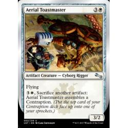 Aerial Toastmaster