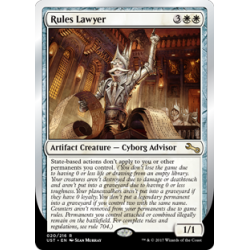 Rules Lawyer