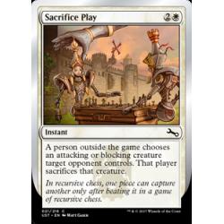 Sacrifice Play