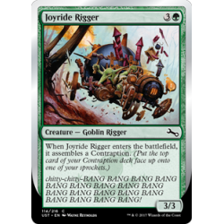 Joyride Rigger
