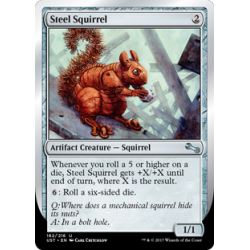 Steel Squirrel