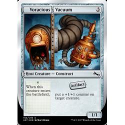 Voracious Vacuum