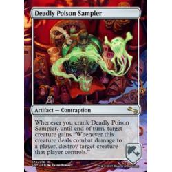 Deadly Poison Sampler