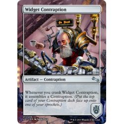 Widget Contraption