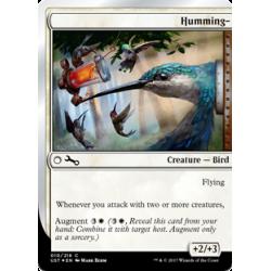 Humming- - Foil