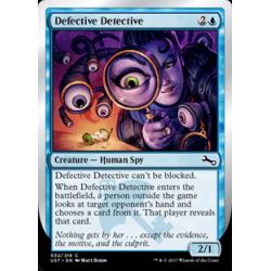 Defective Detective - Foil