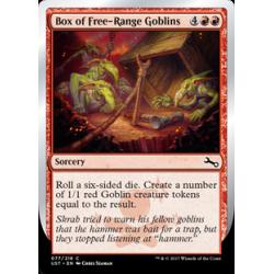 Box of Free-Range Goblins - Foil