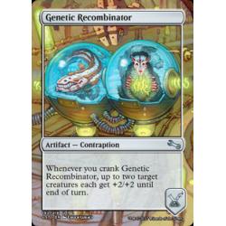Genetic Recombinator - Foil
