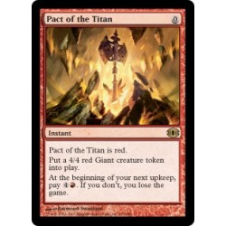 Pacte du titan