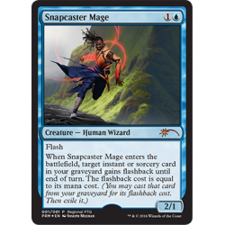 Snapcaster Mage - DCI Promos