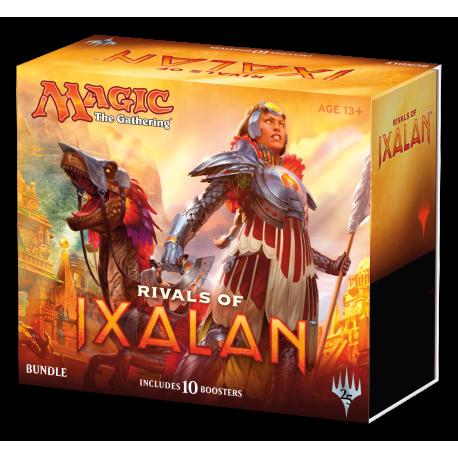 Rivals of Ixalan Bundle (Fat Pack)