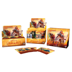 Pack Complet Les combattants d'Ixalan