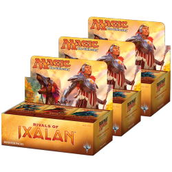 Rivals of Ixalan Booster Box Lot (3x Booster Box)