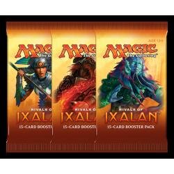 Les combattants d'Ixalan Booster Draft Pack (3x)