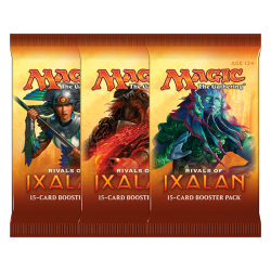 Rivals of Ixalan Booster Draft Pack (3x)