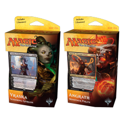 Rivals of Ixalan Planeswalker Deck Set (Both Decks)