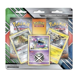 Pokemon - Enhanced 2 Pack Blister - Alolan Muk + Alolan Dugtrio + Alolan Golem Promos