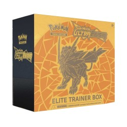 Pokemon - SM5 Ultra Prism Elite Trainer Box - Dusk Mane Necrozma