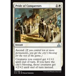 Pride of Conquerors