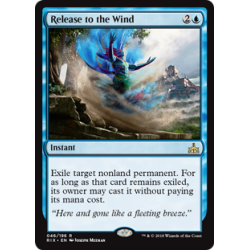Release to the Wind