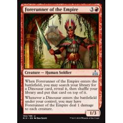 Forerunner of the Empire