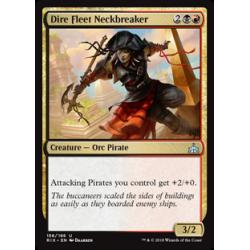 Dire Fleet Neckbreaker