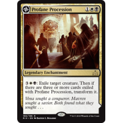 Profane Procession / Tomb of the Dusk Rose