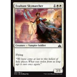 Exultant Skymarcher - Foil