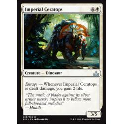 Imperial Ceratops - Foil