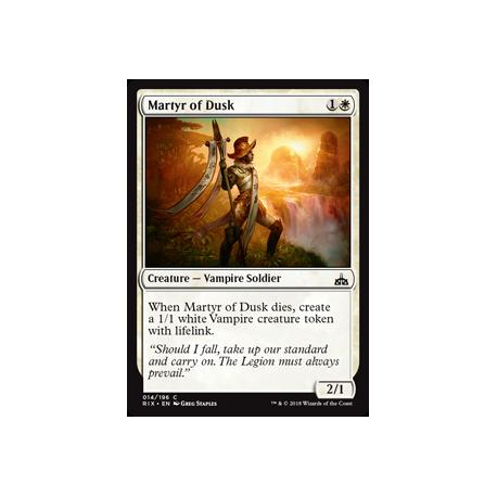 Martyr of Dusk - Foil