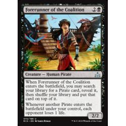Forerunner of the Coalition - Foil