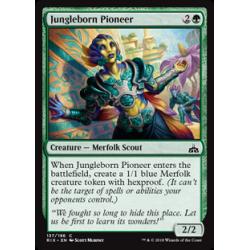 Jungleborn Pioneer - Foil