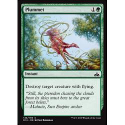 Plummet - Foil