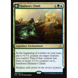 Hadana's Climb / Winged Temple of Orazca - Foil