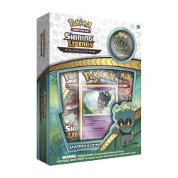Pokemon - Shining Legends - Marshadow Pin Collection