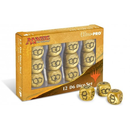 Ultra Pro -  Loyalty Dice Set - Ixalan