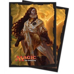 Ultra Pro - Rivals of Ixalan Standard Deck Protectors 80ct Sleeves - Elenda, the Dusk Rose