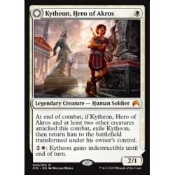 Kytheon, héros d'Akros / Gideon, forgé dans la bataille