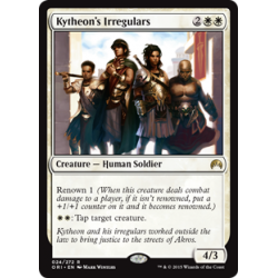 Kytheon's Irregulars