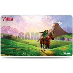 Ultra Pro - The Legend of Zelda - Link & Epona Playmat with Playmat Tube